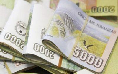 Angola - Lei que autoriza o BNA a emitir e pôr  a circular a nova família de notas do Kwanza