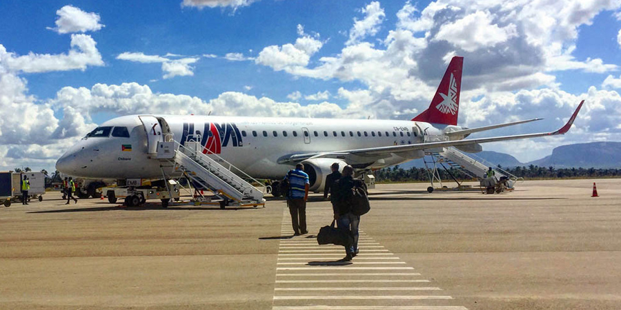 Mozambique resumes conducting passenger and cargo flights