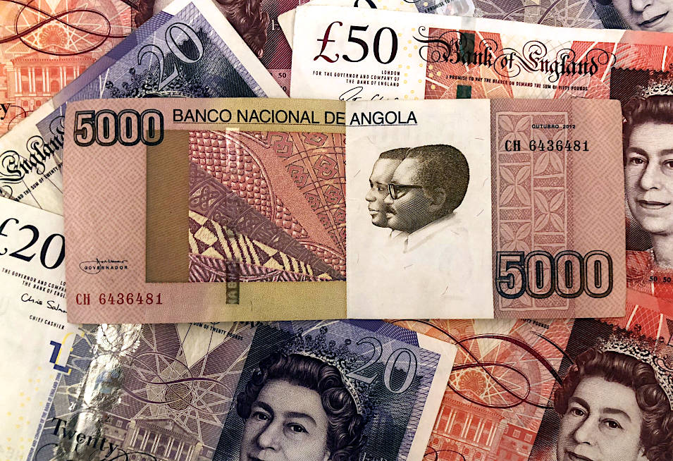 Angola: amendments to the procedures for foreign exchange transactions by individuals